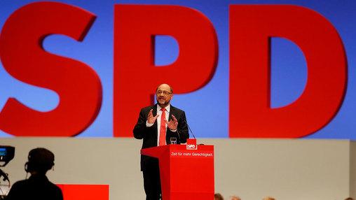 Немецкие социал-демократы выдвинули ультиматум Меркель