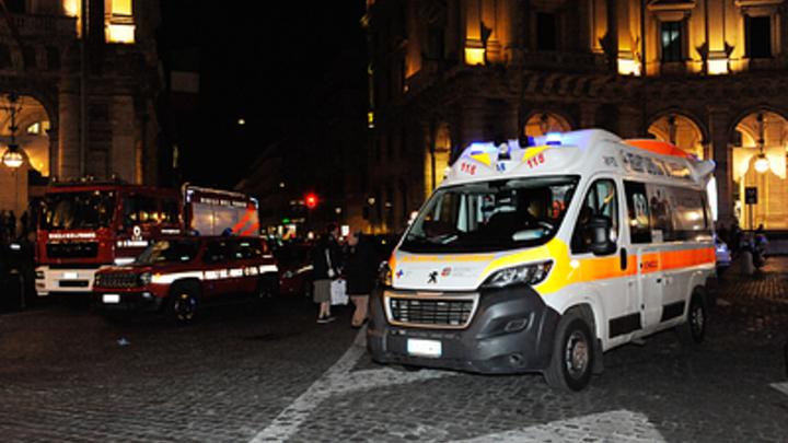 «Людей в метро Рима спасло фанатское братство»: Хирург-очевидец поставил итальянской скорой «двойку»