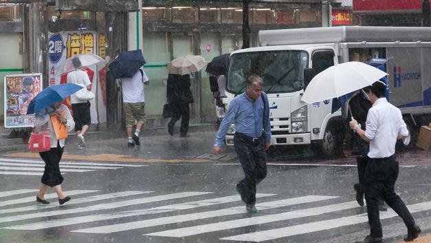 Ливни и оползни унесли в Японии жизни уже ста человек
