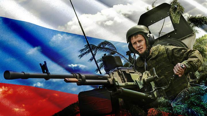 Россия - первая в рейтинге лучших армий мира