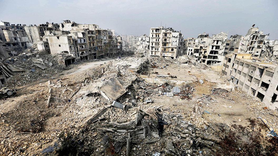 Обзор военной обстановки в Сирии за неделю