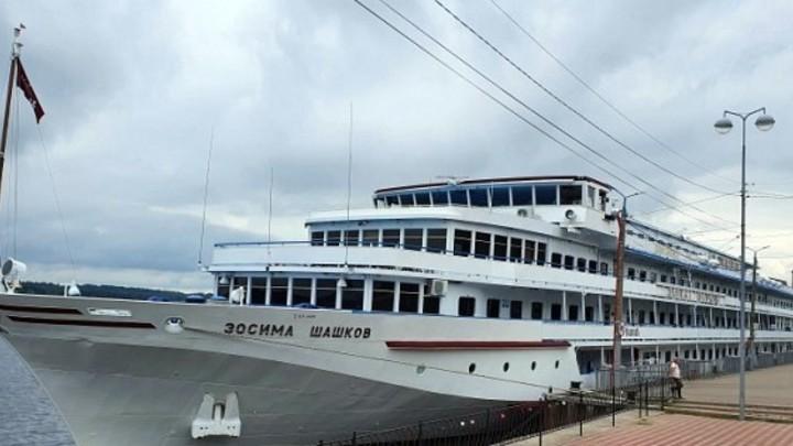 Две судоходные компании отказались швартоваться в Ивановской области