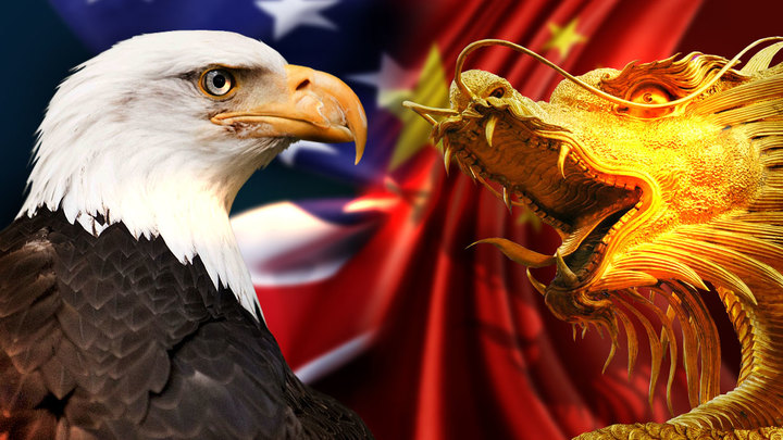 Почему Китай для США опаснее России