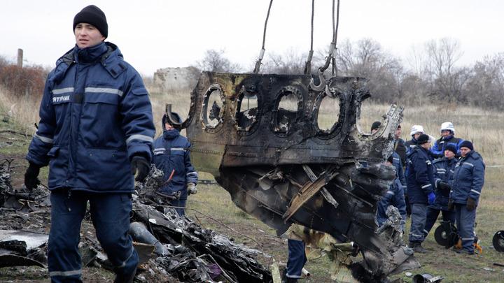 Генерал-лейтенант СВР нашёл прокол у версии расследователей MH17: Слишком низкий уровень