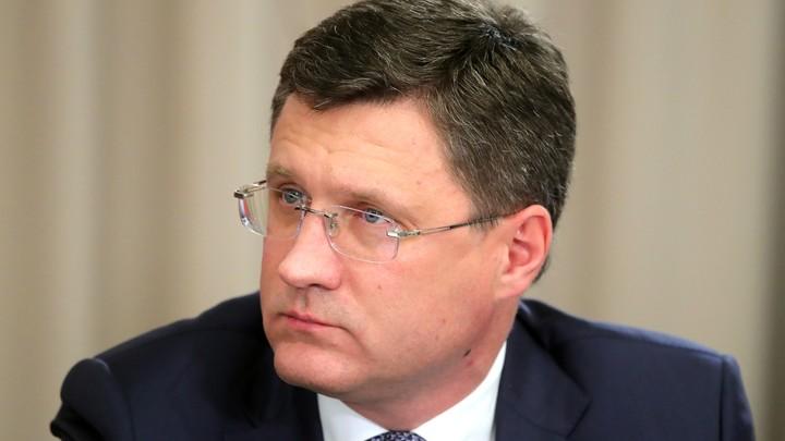Новак обсудил с коллегой из Саудовской Аравии сделку ОПЕК+