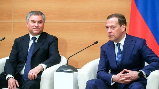 Медведев: На новые майские указы нужно 8 трлн рублей, которые уже нашлись