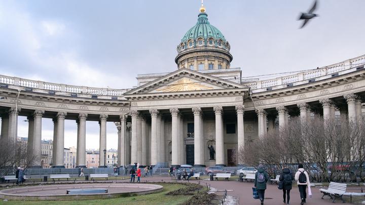Храмы Санкт-Петербурга не будут закрыты
