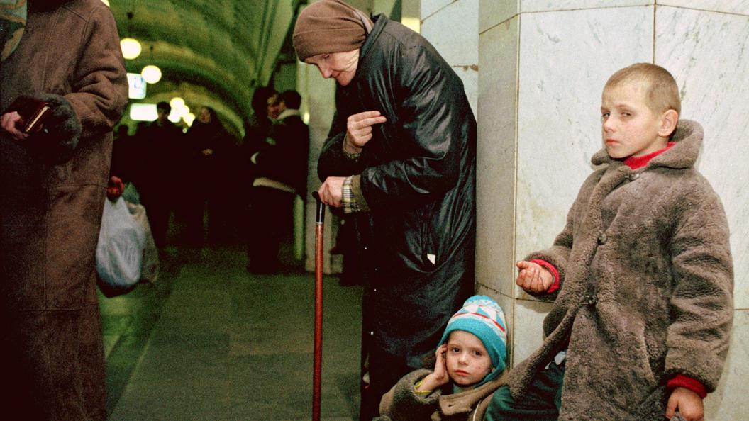 Каждый год в России пропадает порядка 45 тысяч детей