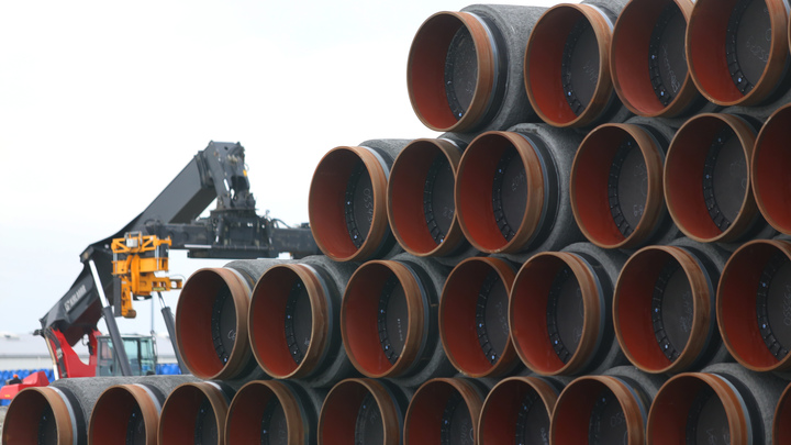 Северный поток - 2 был экспериментом? Немцы разгадали тайный план Газпрома