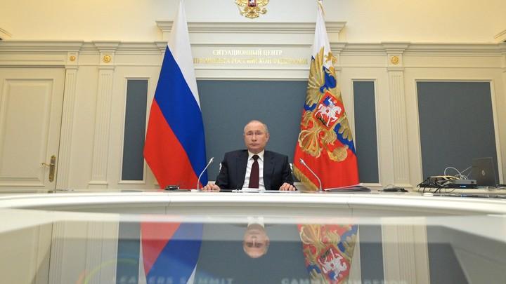 Путин ответил Зеленскому: Ждём в Москве в любое время