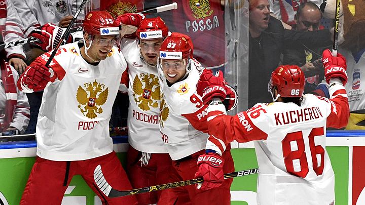 Русский каток на ходу: Шесть побед подряд на ЧМ по хоккею