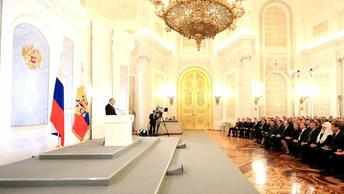 СМИ: Путин 6 февраля выступит с обращением к Федеральному собранию