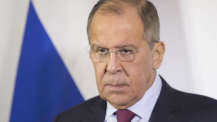 Лавров ответил на отмену встречи Трампом очередным крылатым выражением
