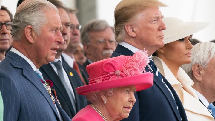 Повторит ли Байден ошибки Трампа? Елизавета II пригласила президента США к себе