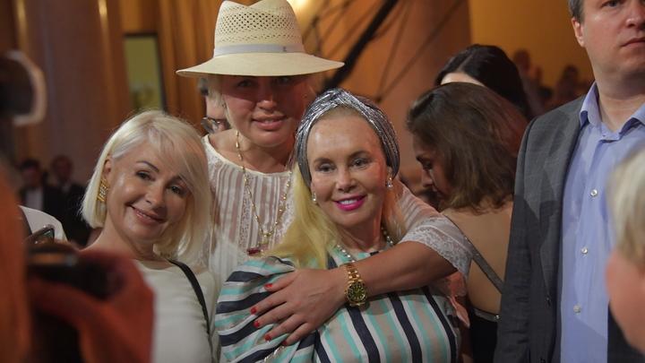 Выбора у дочери и внуков не было: Вдова Кобзона объяснила эмиграцию родных