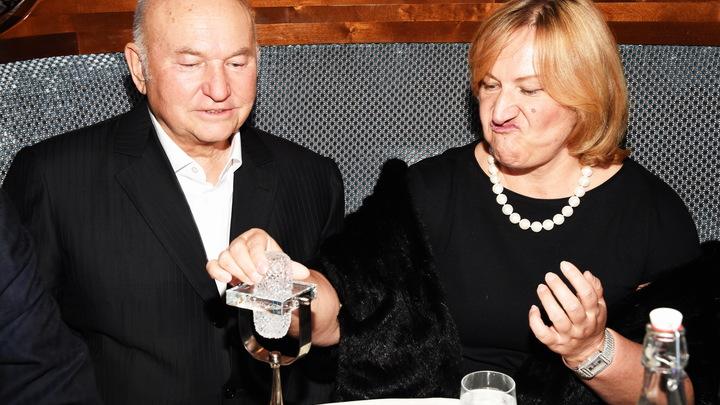 Вдова Лужкова стала самой богатой женщиной России - Forbes