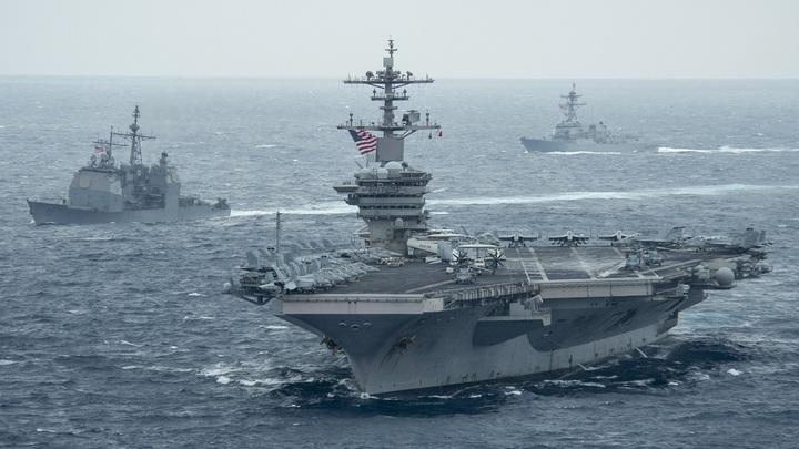 Уничтожим ещё на выходе из Босфора: Военный эксперт раскрыл блеф США в Чёрном море