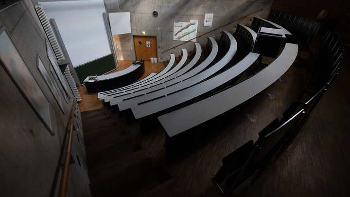 В Новосибирске появится школа с аудиториями, как в вузах