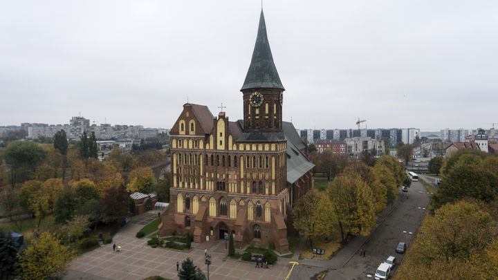Достопримечательности Калининграда: фото, интересные места, куда сходить, что посмотреть