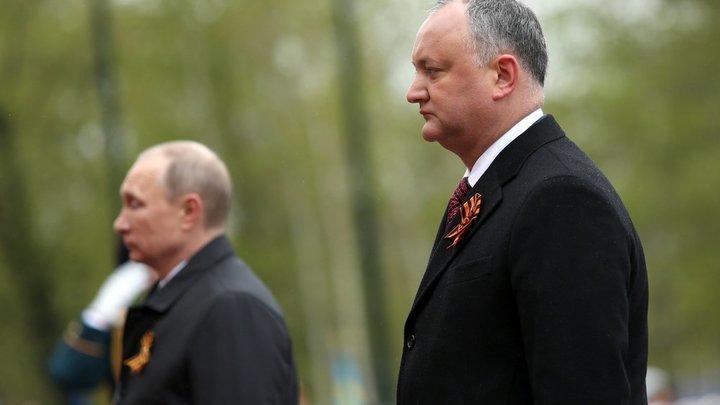 Взорвать ситуацию: Под Россию готовят новый майдан. Молдавия выбирает президента