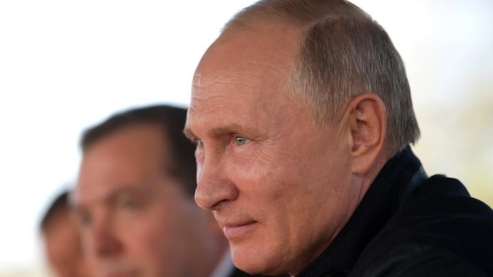 Челябинские добровольцы хотят назвать аэропорт именем Путина