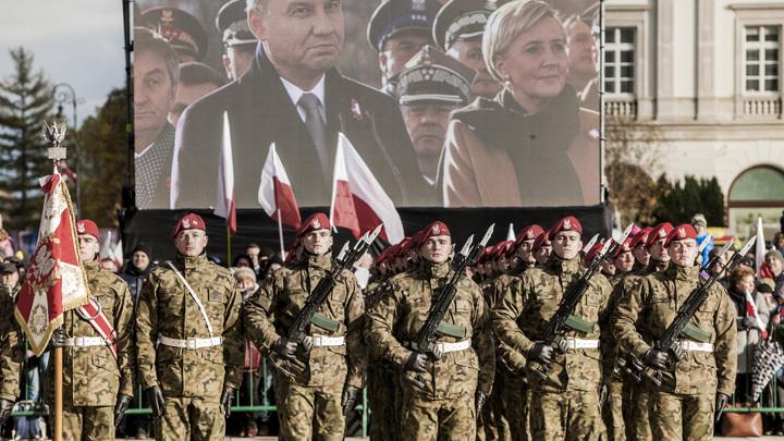 На военном полигоне в Польше погибли двое гражданских