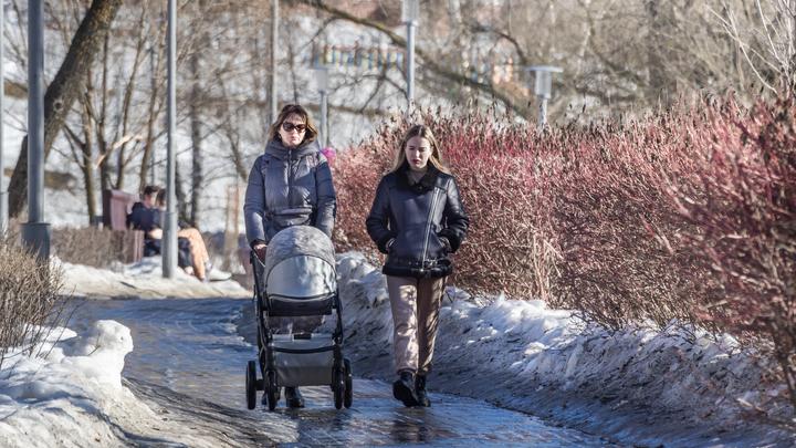Тепло вернется в Петербург 12 апреля – на улице будет +17