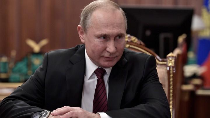 Как люди скажут своё слово: Путин назвал мнение народа решающим для внесения поправок в Конституцию