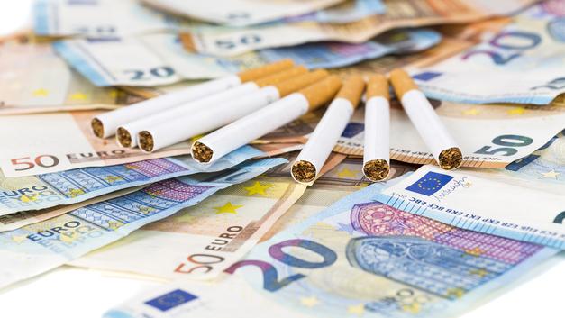 Рынок табака в России переходит под контроль иностранных корпораций