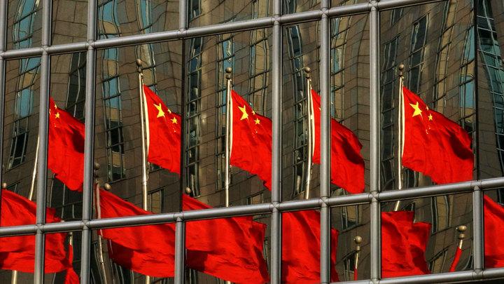 Китай изгоняет США из глобального мира