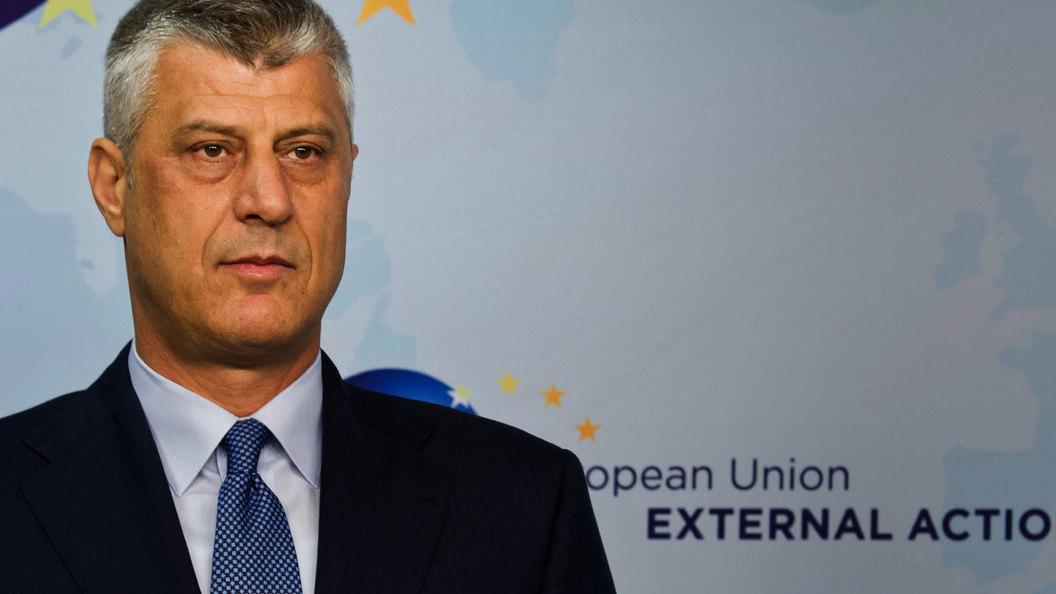 Президент Косово угрожает Евросоюзу