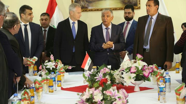 Министр нефти Ирака примет участие в ПМЭФ