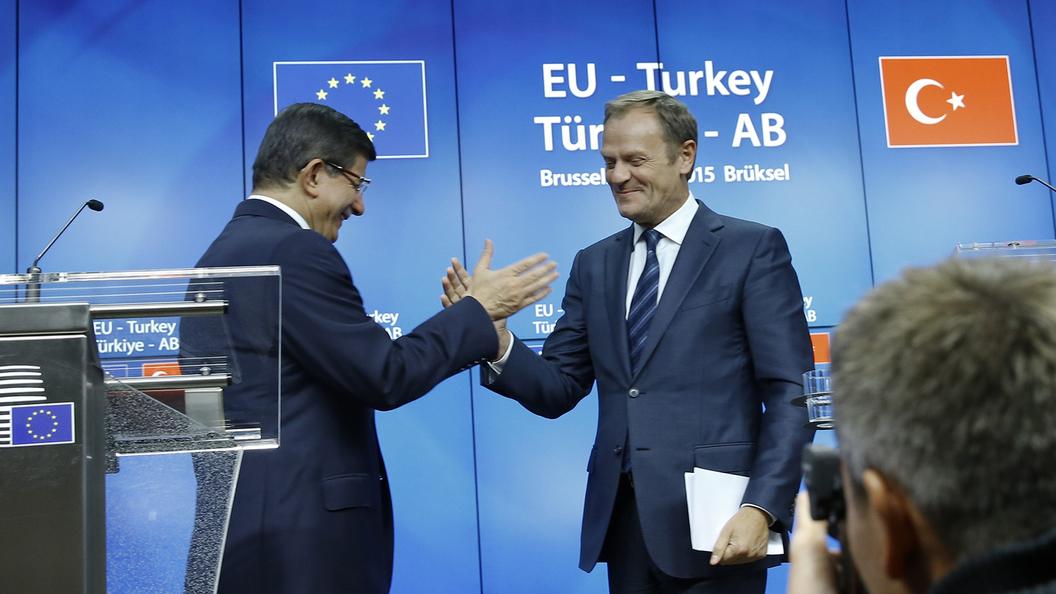 Саммит ЕС - Турция: еще одно бессмысленное шоу