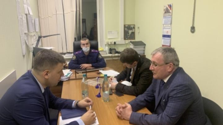 Посодействовал умышленному банкротству Водоканала: в Ленобласти задержали главу Кировского района