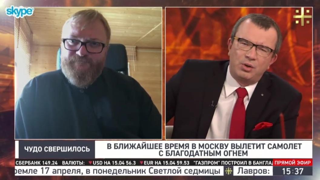 Виталий Милонов:Либералы всегда прикрывались детьми, стариками, русским народом
