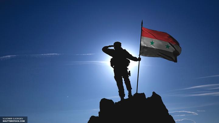 Россия и Сирия уничтожили еще одну группу боевиков