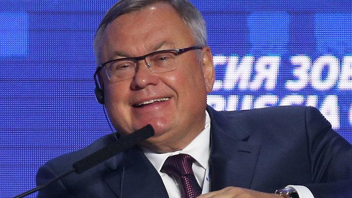 Андрей Костин: Пришло время снижать ключевую ставку решительными мерами!
