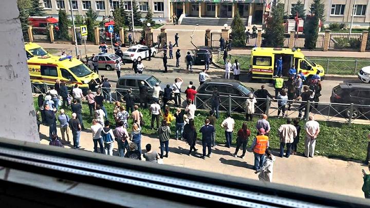 Подделка под Колумбайн: Кто на самом деле спланировал кровавую бойню в Казани