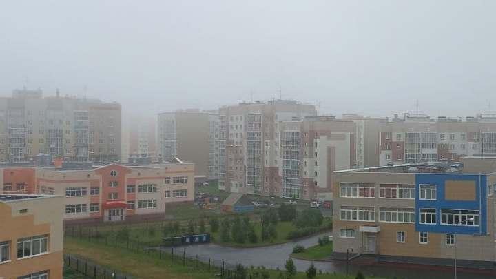 Туман парализовал работу кемеровского аэропорта