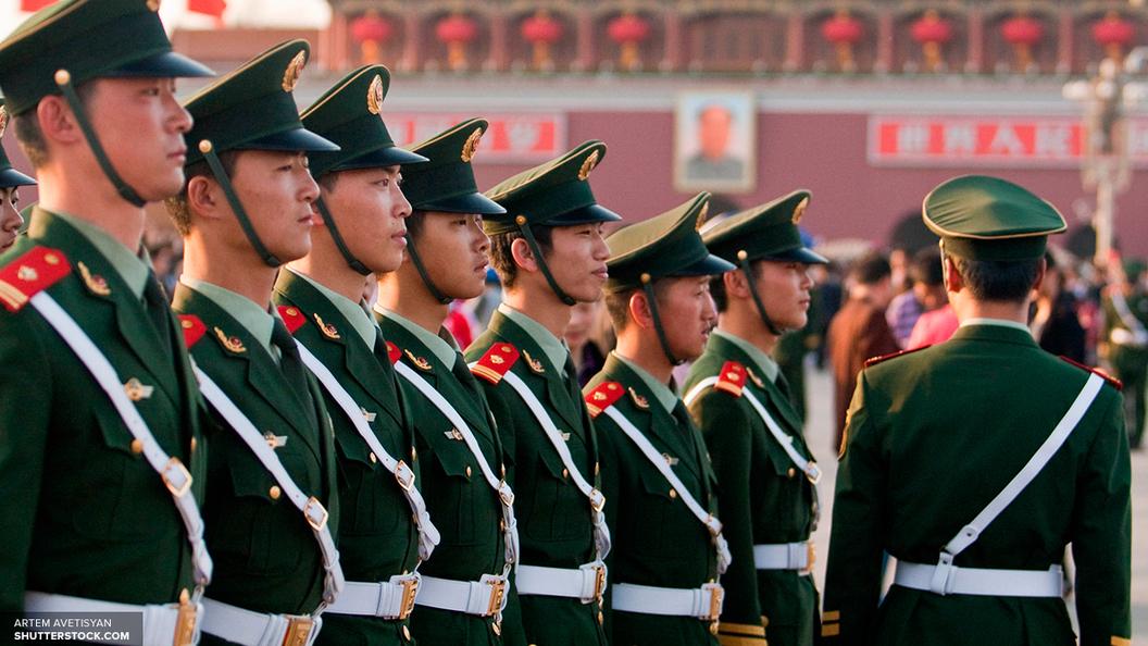 Китай направил 100 тысяч солдат к границе с КНДР