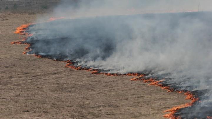Челябинск в огне: в городе зафиксирован рекордный рост пожаров