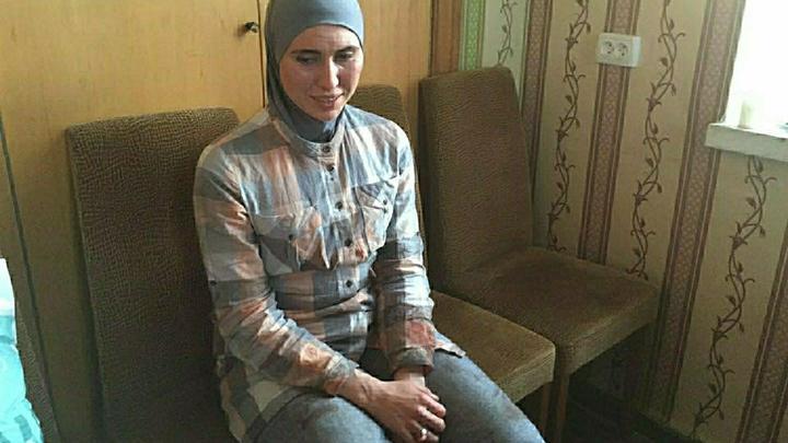 Следователи по делу об убийстве Амины Окуевой обнаружили автомат со следами ДНК