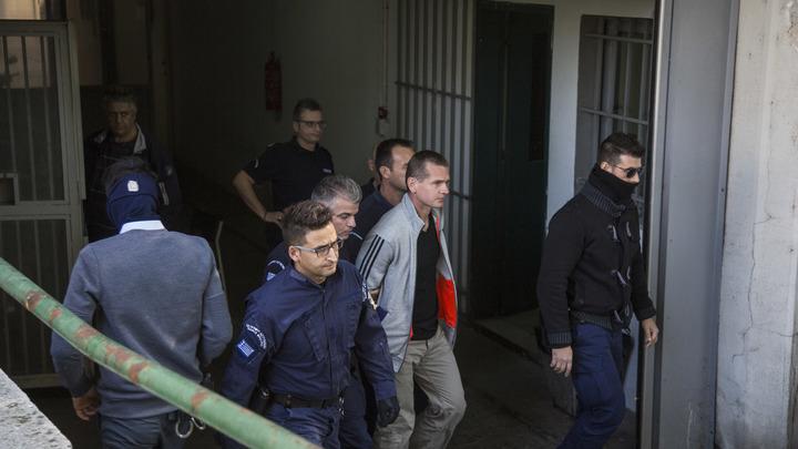 Задержанный вГреции житель россии Винник сказал о несоблюдении собственных прав