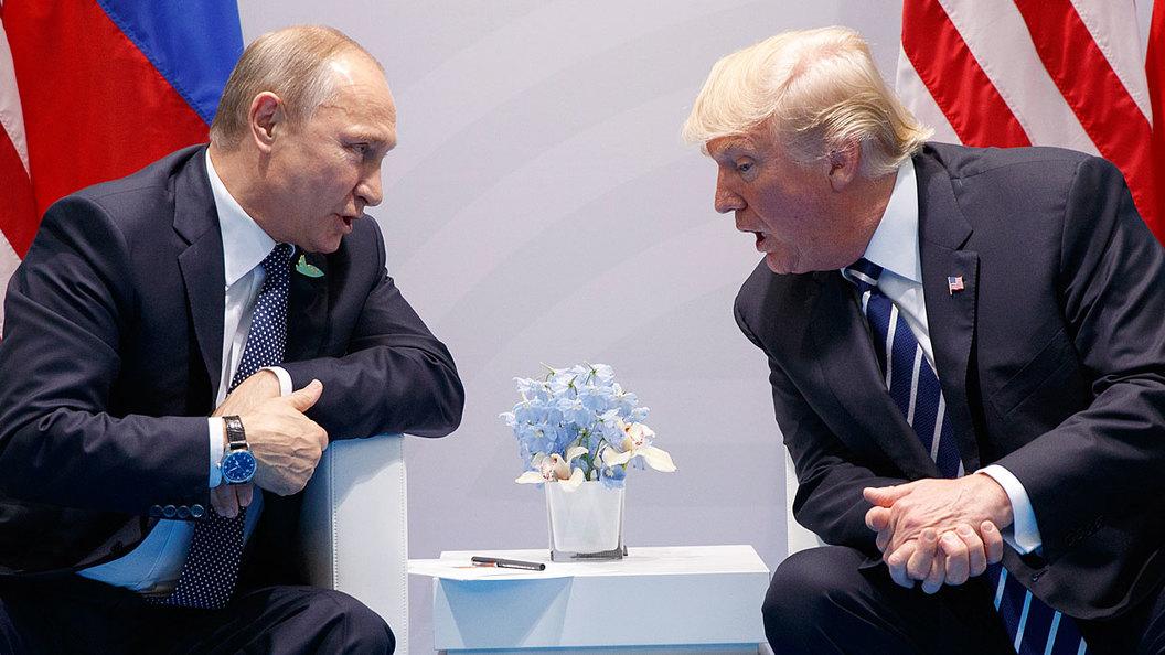 Договоренности Путина и Трампа испаряются на глазах