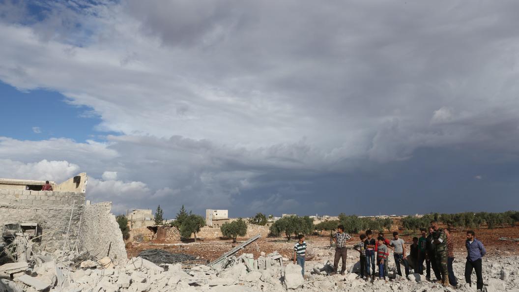 22-летний стрингер RT погиб при обстреле в сирийском Хомсе