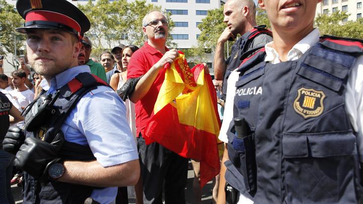 Полиция Испании: Правоохранители Каталонии не дают расследовать теракт в Барселоне