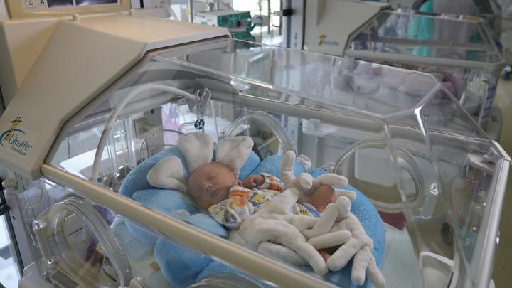 Коронавирус не пощадил новорождённую: COVID обнаружили у трёхдневной крохи