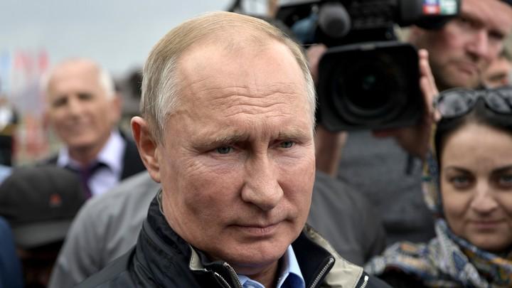 Гробовое молчание и... аплодисменты: Слова Путина о русском Израиле встретили овациями