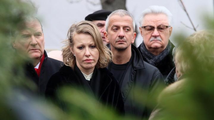 Богомолов рассказал, кто главный подонок в смертельном ДТП с Собчак