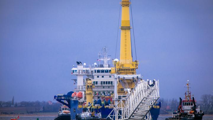 Для остановки газового хаба США готовы на подлость: Смотрите, Россия захватывает Балтийское море!